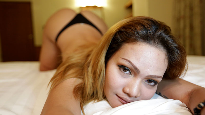 Hot Thai Stunner